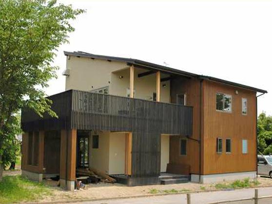 新海浜の家