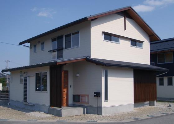 口分田の家