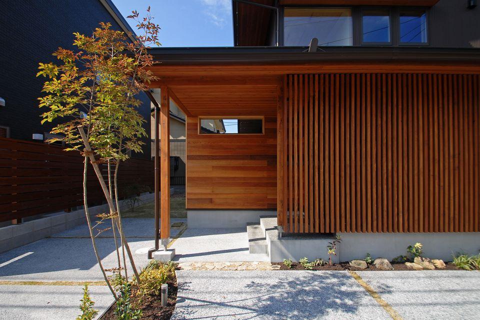 宇賀野の家