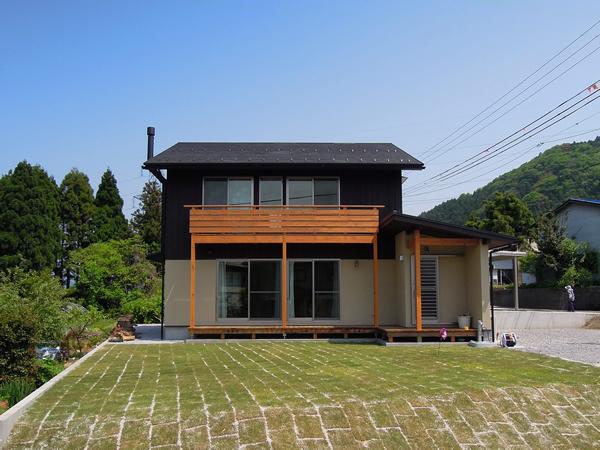 余呉町の家